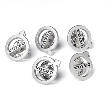 Picture of Volvo Iron Mark Lapel Pin  (10- Pack)