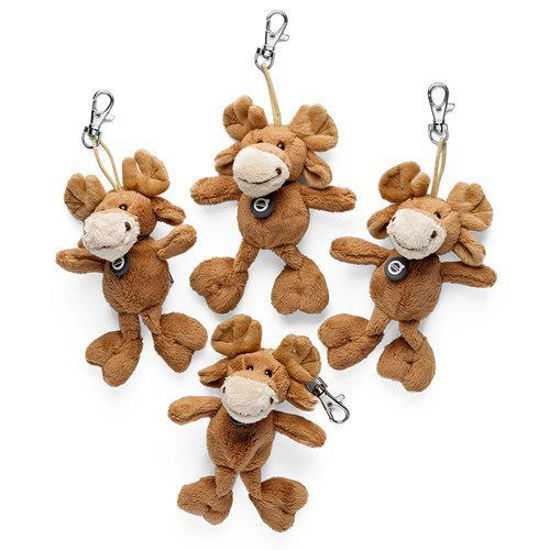 Picture of Volvo Iron Mark Moose Key Ring (12-pack)
