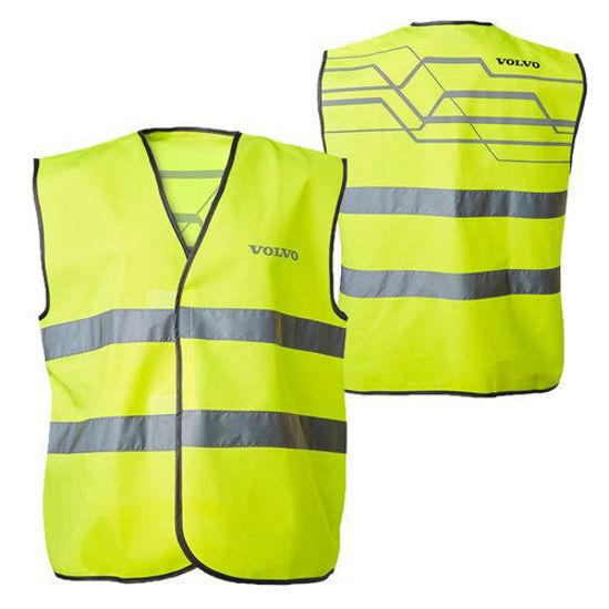 Picture of Volvo Identity Reflective Vest