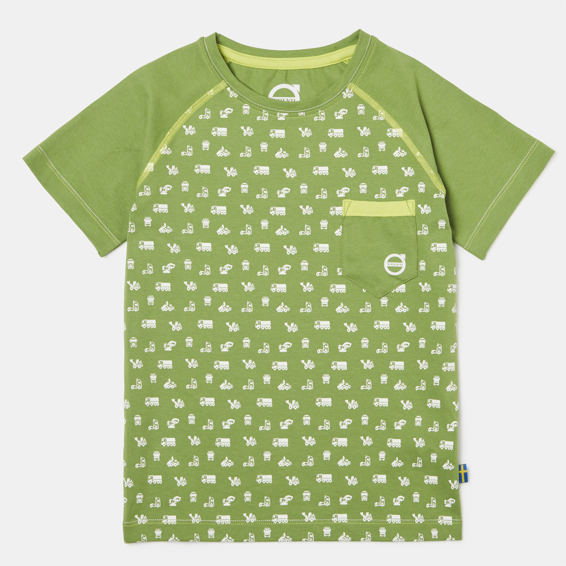 Picture of Volvo Iron Mark Icon Kids Tee