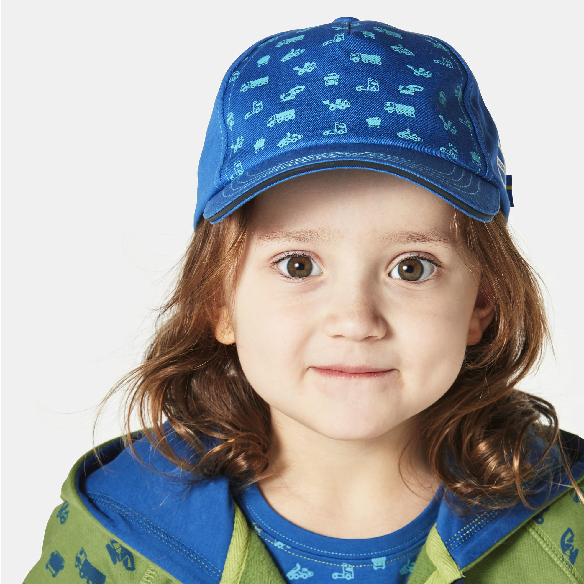 Picture of Volvo Iron Mark Icon Kids Cap