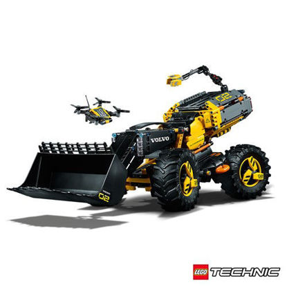 Picture of Volvo Zeux by Lego Technic