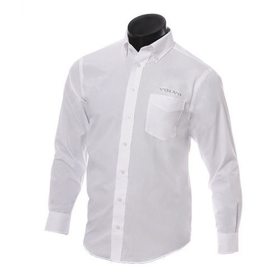 Picture of Volvo Word Mark Men's Dress Shirt