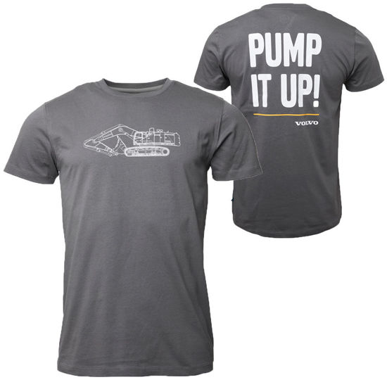 Picture of Volvo Pump It Up Tee