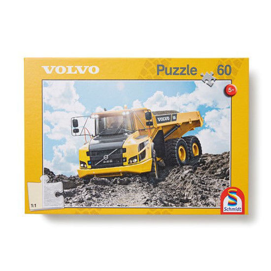 Picture of Volvo Hauler 60 piece Puzzle