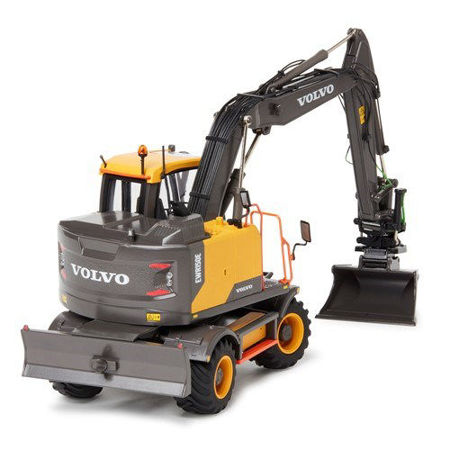 Picture for category Wheeled Excavators