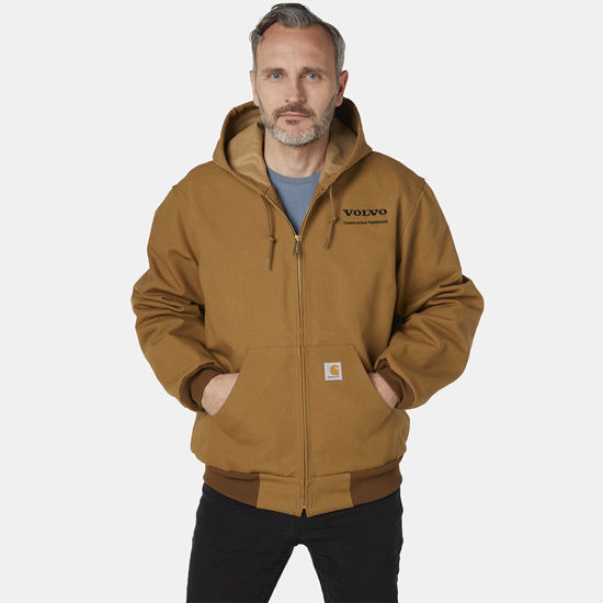 Picture of VCE Carhartt Jacket  (Your Logo Embroidered on Right Chest) - copy
