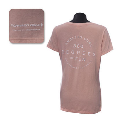 Picture of Volvo Penta 360 Forward Drive Ladies T-Shirt